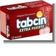 TABCIN EXTRA EFERVESCENTE CAJA DE 72 PASTILLAS