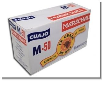 CUAJO MARSHALL CAJA DE 100