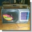 RADIO DE 12 BANDAS PORTATIL
