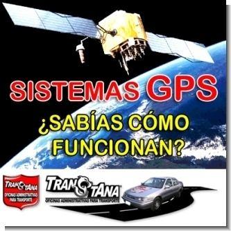Lee el articulo completo Sistemas GPS: Sabes como funcionan?