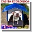CASITA ECOLOGICA ayuda al Ambiente y a los Animalitos abandonados