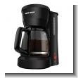COFFEE MAKER 10 TAZAS BLACK & DECKER NEGRO
