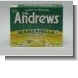 SALT ANDREWS CON MANZANILLA CAJA DE 24 TABLETAS