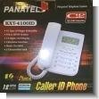 TELEFONO ALAMBRICO PANATEL MODELO KXT-4100ID