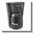 COFFEE MAKER 12 TAZAS PROCTOR SILEX NEGRO