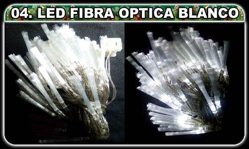 Selecciona lo que desees! (04. Ramillete fibra optica 100 LED multicolores ¢3,200.00)