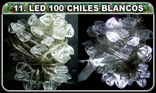 Selecciona lo que desees! (11. Chiles LED 100 luces blancos ¢3,000.00)